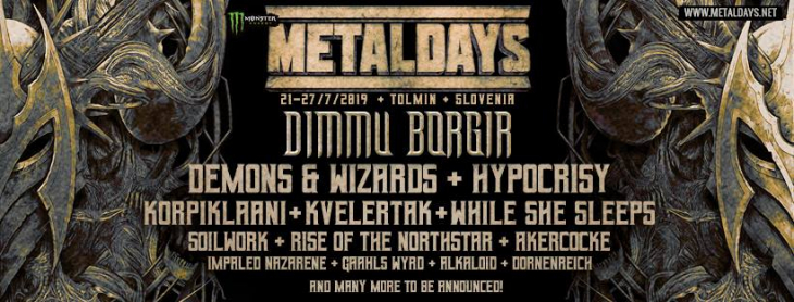 METALDAYS 2019